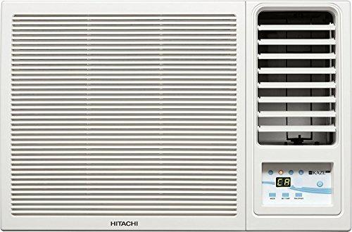 Hitachi Raw518kudz1 Window Ac (1.5 Ton, 5 Star Rating, White, Copper)