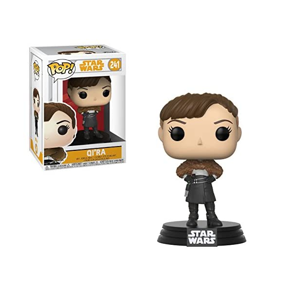 Funko Pop QI'RA (Star Wars 241) Funko Pop Han Solo: Una Película de Star Wars