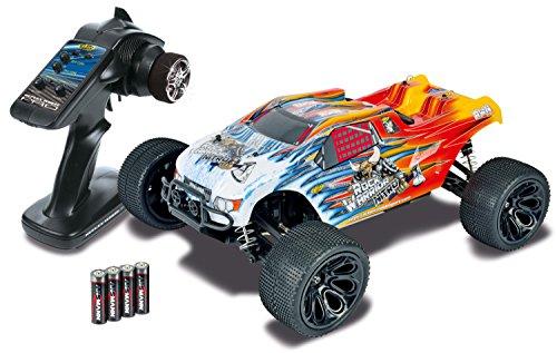 Carson 500103040 - 1:10 X10NT Nitro Rock Warrior RTR, Fahrzeuge
