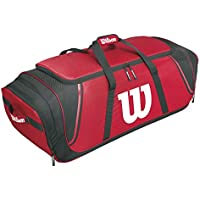 Wilson Team Gear Bag, WTA9709SC, Scarlet