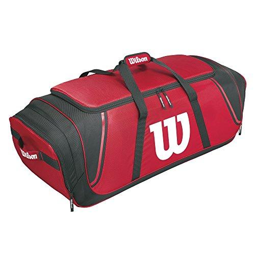 WILSON Team Gear Bag, WTA9709SC, scharlachrot -