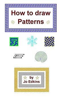 How to draw patterns by [Edkins, Jo]