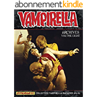 Vampirella Archives Vol. 8 (English Edition)