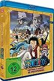 One Piece - 8. Film: Abenteuer in Alabasta - Die Wüstenprinzessin [Blu-ray]