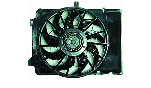 200F Turn On//185F Turn Off American Volt Dual High CFM Performance 12 Inch Electric Radiator Cooling Fans /& 3//8 NPT Thread-in Thermostat Switch Kit
