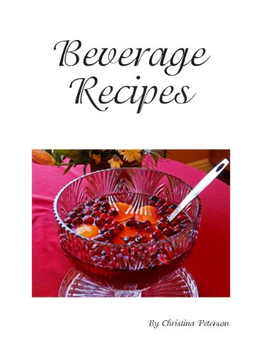 slush-punch-recipes-beverage-recipes-book-10-english-edition