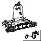 Heckträger VDP-TBA4 Fahrradträger abschließbar für 4 Räder klappbar für Anhängerkupplung mit Quick-Lock