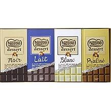Coffret 4 mini-livres Nestlé Dessert