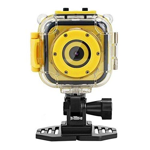 Joycam bambini giocattolo azione fotocamera impermeabile hd 720p sport videocamera dv per bambini compleanno vacanza regalo