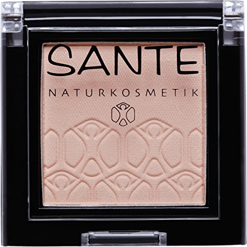 Sante Cosmetici naturali Mono Shade Ombretto, vegan, Bio di estratti, natural Make Up (2 G)