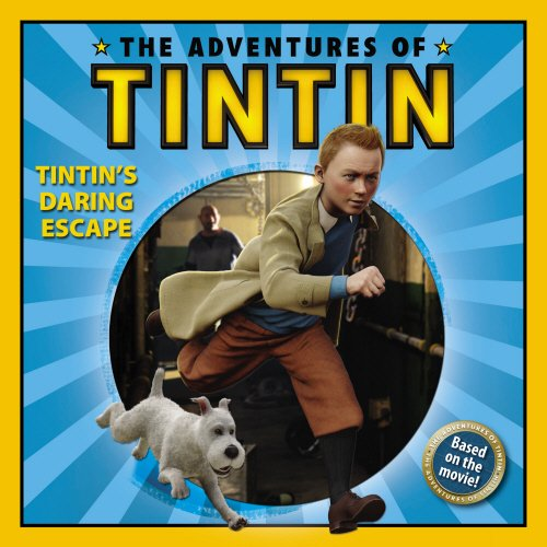 The adventures of Tintin : Tintin's daring escape
