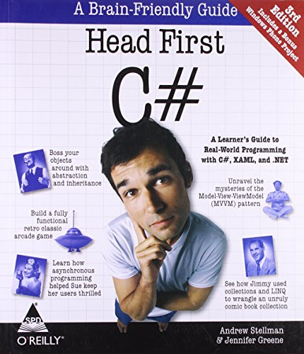 Head First C#, 3Rd Edition: A Learner's Guide To Real-World Programming With C#, Xaml, And .Net