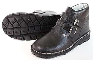Dachdecker Stiefel Schuh Schuhe Reifen-Sohle Dach Dächer Wahl= 41 42 43 44 45 46, Größe:41