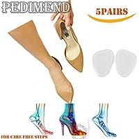 pedimendtm selbstklebend Antislip High Heel Schuhe Kissen (5pairs–100) | Mittelfuß Pads | Morton-Neuralgie |... preisvergleich bei billige-tabletten.eu