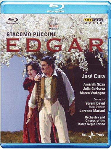 Edgar [Blu-ray] [(+booklet)] [Import italien]