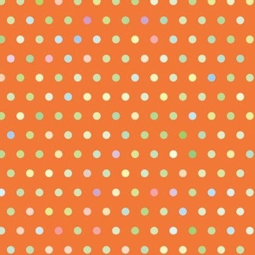 "Origami Paper - Polka Dots 6"" - 96 Sheets: Tuttle Origami Paper: High-Quality Origami Sheets Printed with 8 Different Patterns: Instructions for 6 Projects Included"