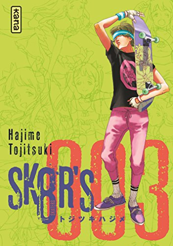 SK8R'S - Tome 3 par Hajime Tojitsuki