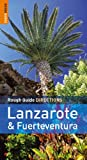 Lanzarote Directions by Emma Gregg front cover