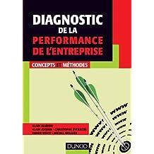 Diagnostic de la performance de l'entreprise : Concepts et méthodes (Stratégie - Politique de l'entreprise)
