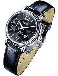 1acdab3ef5 Arbutus - AR503SBB - Montre Homme - Automatique - Analogique - Bracelet  Acier Inoxydable Noir