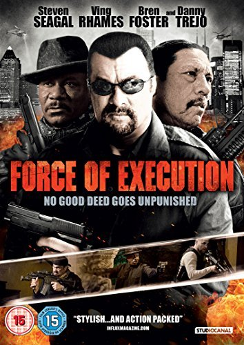 Force Of Execution [DVD] [2013] by Steven Seagal