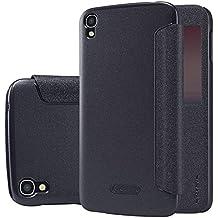 AIBULO Super Slim Perfect Fit Premium Hard Protettiva Custodia per Alcatel OneTouch Idol 3 (5.5 inch) (Negro)