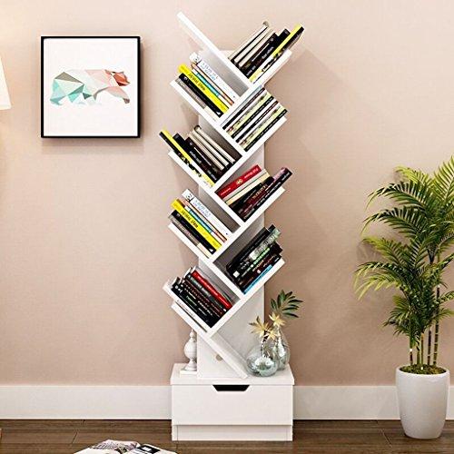 MOMO Einfaches Modernes Bücherregal Bücherregal Regal, Das Kreative  Baum Form Mit Fach