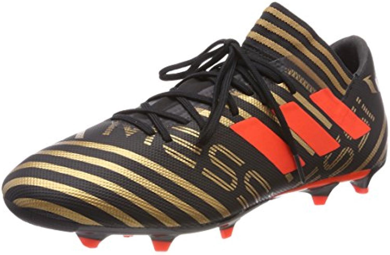 Adidas Nemeziz Messi 17.3 FG, Botas de Fútbol para Hombre