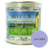 Lavender Shabby Chic a base di gesso-Vernice da giardino, 1 l