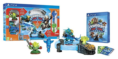 Activision - Skylanders: Trap Team - Starter Pack, PS4