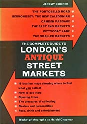 Complete Guide to London's Antique Street Markets