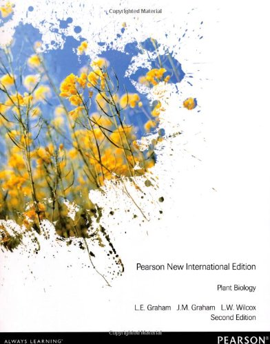 Plant Biology: Pearson New International Edition Cover Image