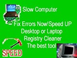 Registry Cleaner ,Fix Errors Now!Speed UP Desktop OR Laptop