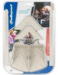 Polisport Kindersitz Vorne Mini Guppy Colour Style Kit