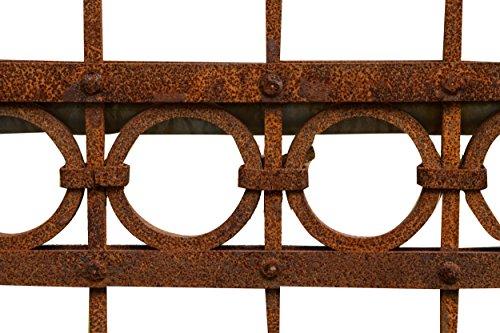 Tor aus Eisen voll 402x 263h cm