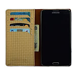 DCR PU Leather Flip Case Cover For Lenovo A6000