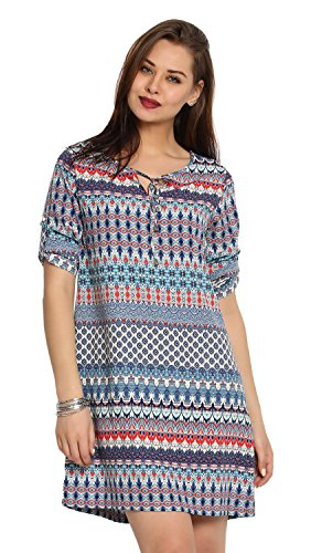 Abof Women's A-line Dress
