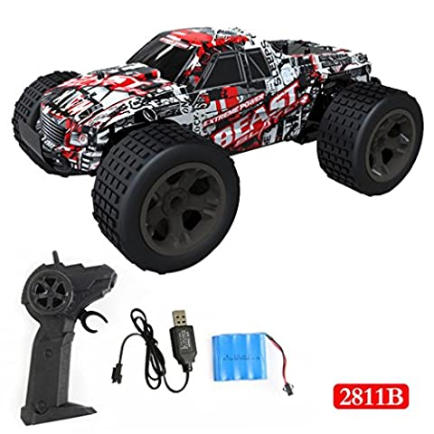 Remote Control Buggy,1:20 2WD High Speed RC Racing Car 4WD Remote Control Truck Off-Road Buggy Toys(C) by TigerTrading