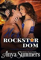 Her Rockstar Dom (Pleasure Island  Book 5)
