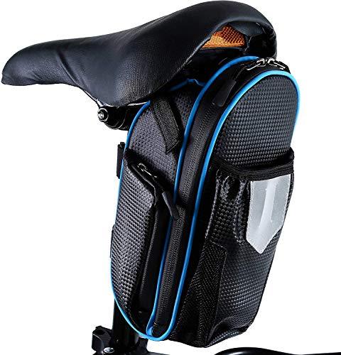 CamGo Bolsas para Sillines de Bicicletas de 1.8L
