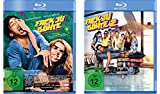 Fack ju Göhte / Fuck you Göthe 1+2 im Set - Deutsche Originalware [2 Blu-rays]