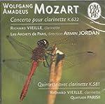 Concerto pour clarinette / Quintette...