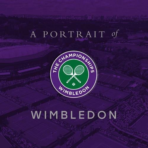 A Portrait of Wimbledon por Bob Martin