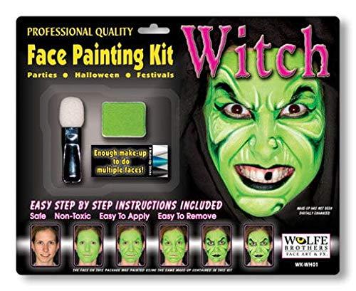 (Hexen Make-up Komplett Set)