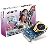 Gigabyte gv-r467d3 – 512I Carte graphique (actif, gDDR3, CD-ROM, PCI Express x16, 2560 x 1600 pixels, Intel Pentium 4/Core 2, AMD Athlon/phenom)