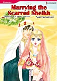 MARRYING THE SCARRED SHEIKH (Harlequin comics)