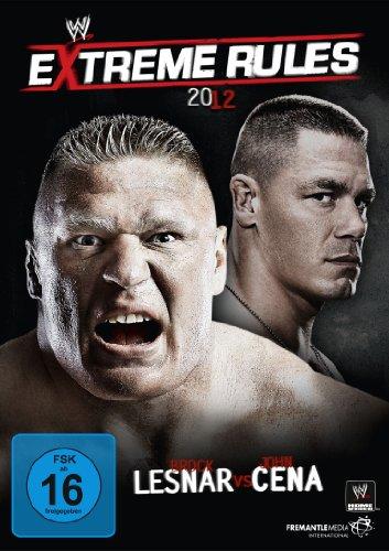 WWE - Extreme Rules 2012 - Wwe Dvd-2012