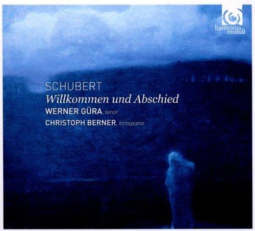 Schubert : Willkommen und abschied : Lieder pour les ages de la vie
