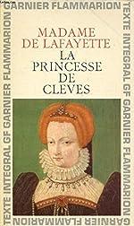 LA PRINCESSE DE CLEVES de LAFAYETTE MADAME DE