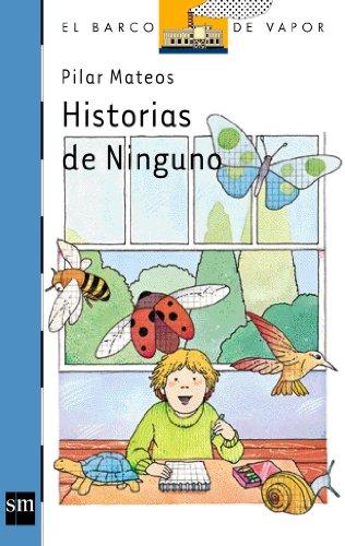 Historias de ninguno (eBook ePub) (Barco de Vapor Azul nº 6)